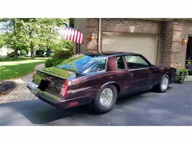 1987 Chevrolet Monte Carlo | 995171