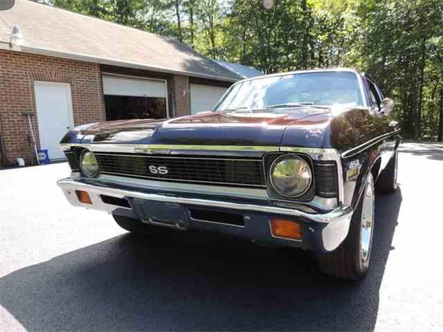 1972 Chevrolet Nova   995172