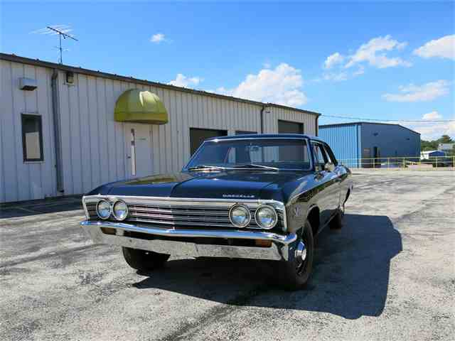 1967 Chevrolet Chevelle | 995180