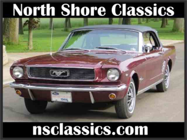 1966 Ford Mustang | 990519