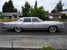1978 Lincoln Continental for Sale - CC-995196