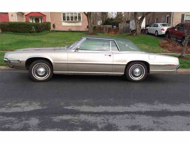 1968 Ford Thunderbird | 995197