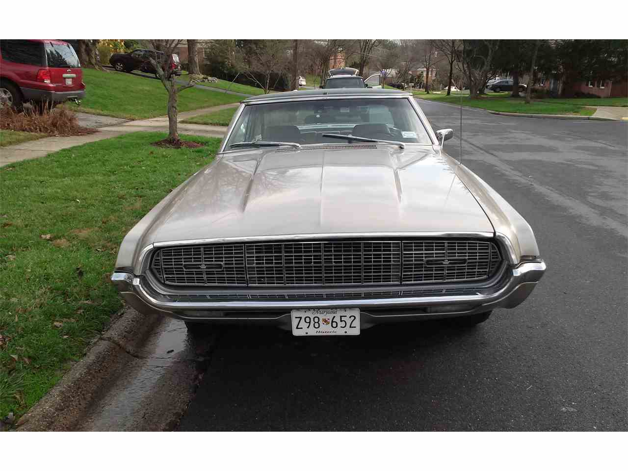 Large Picture of '68 Thunderbird - LBWD