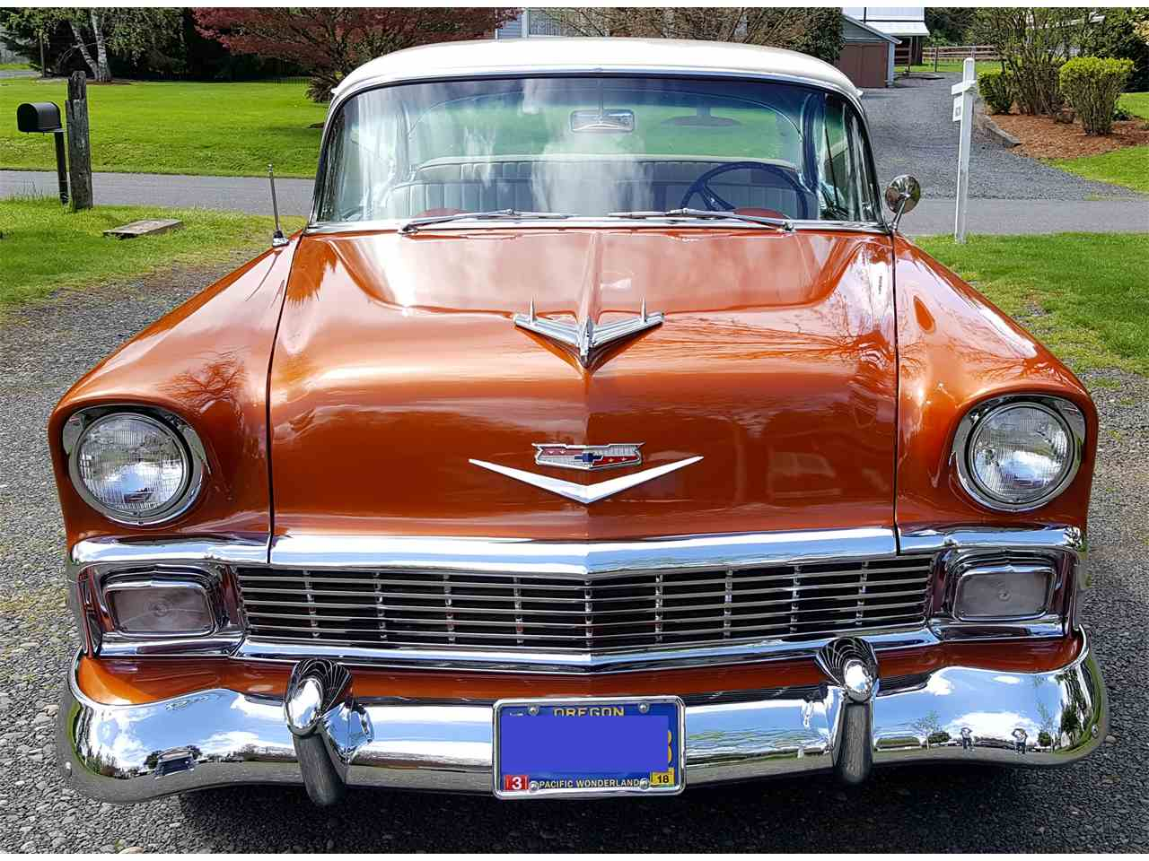 1956 chevrolet bel air for sale classic car liquidators - 1956 Chevrolet Bel Air For Sale Cc 995206