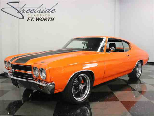 1970 Chevrolet Chevelle SS Pro Touring | 990521