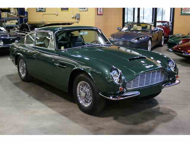 Picture of 1970 Aston Martin DB6 Mk2 Vantage located in Huntington Station NEW YORK Offered by Autosport Designs Inc - LBWS