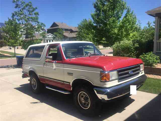 1989 Ford Bronco | 995217