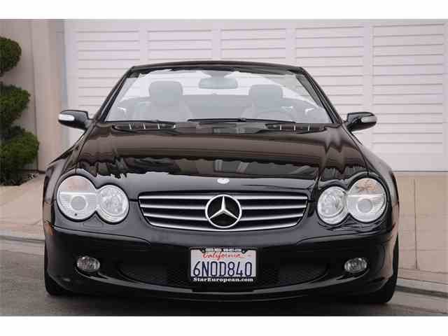 2005 Mercedes-Benz SL500 | 995220