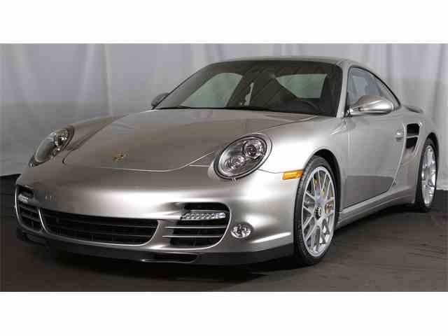 2012 Porsche 911 Turbo S   995232