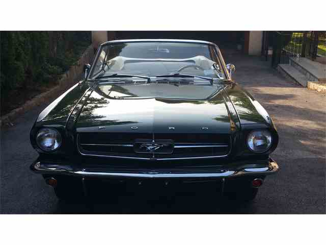 1965 Ford Mustang | 995235