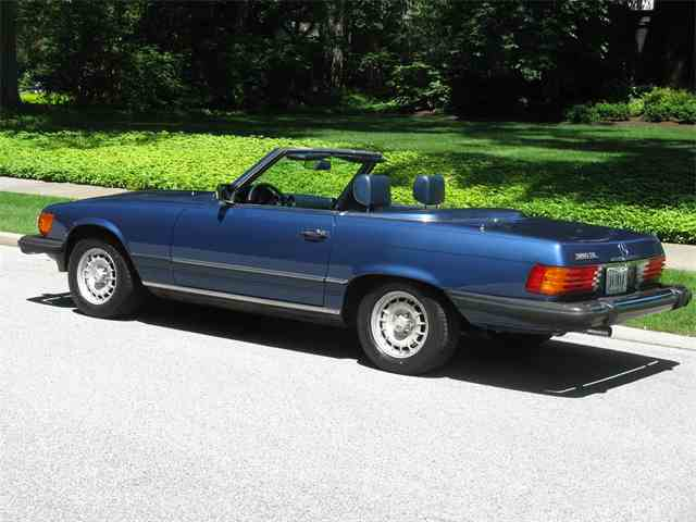 1981 Mercedes-Benz 380SL | 995237