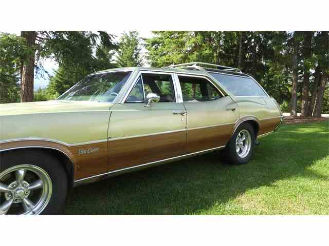1971 Oldsmobile Vista Cruiser | 995238