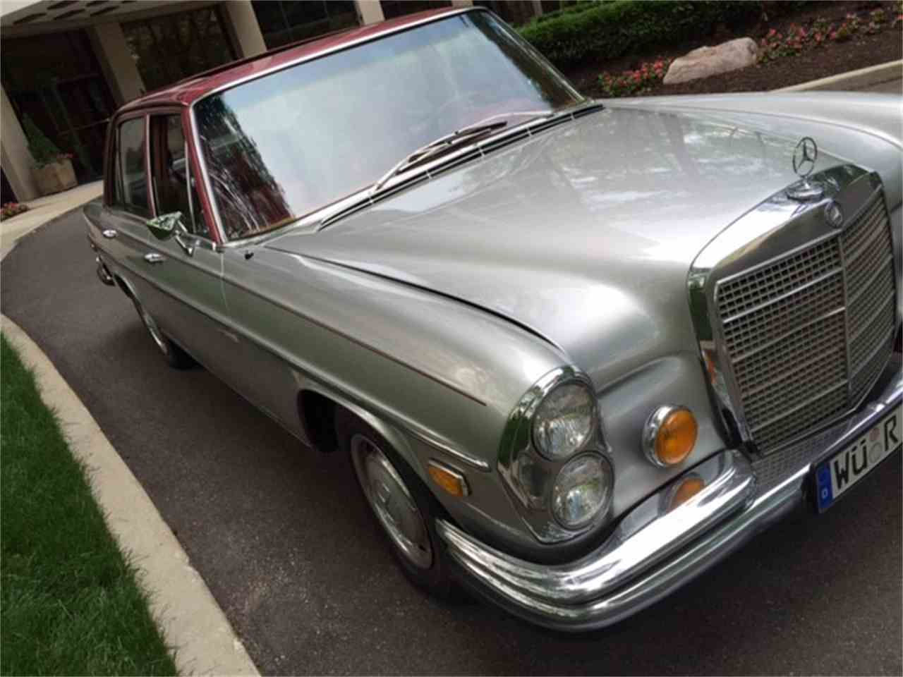 1973 mercedes benz 280se for sale cc for Mercedes benz rochester mi