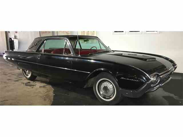 1962 Ford Thunderbird | 995247