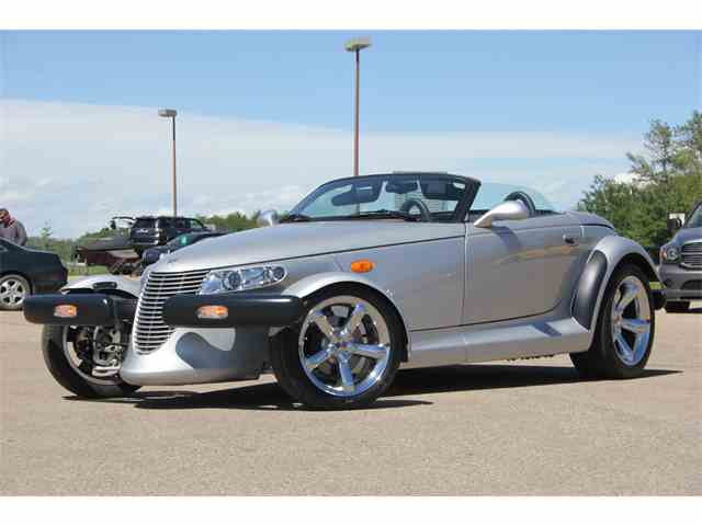 2000 Plymouth Prowler   995249