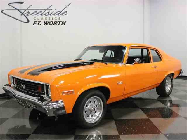1973 Chevrolet Nova | 990525