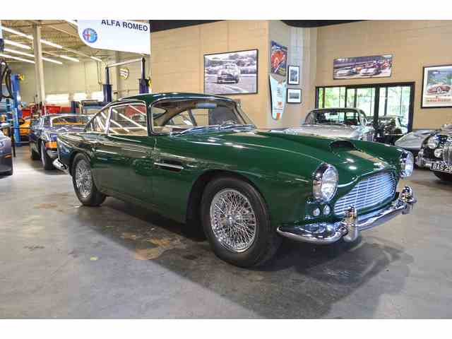 1961 Aston Martin DB4 Series III | 995254