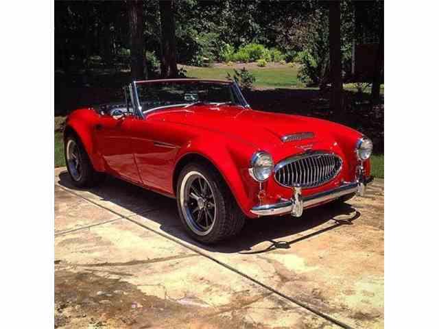 1960 Austin-Healey 3000 | 995257