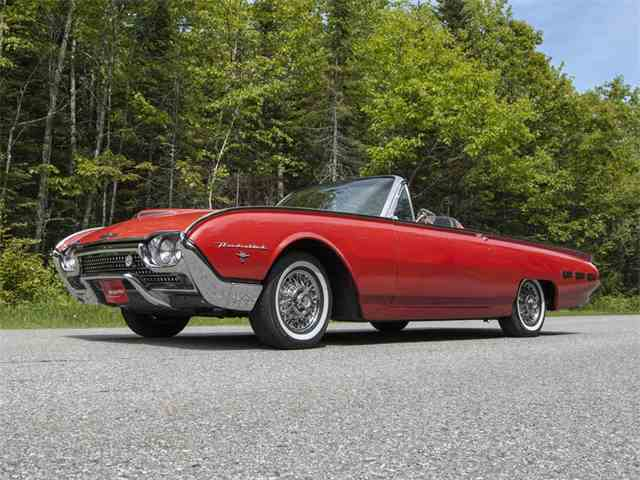 1962 Ford Thunderbird | 995258