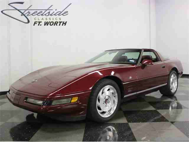1993 Chevrolet Corvette 40th Anniversary | 990526