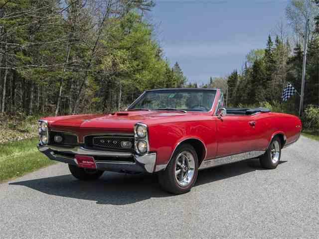1967 Pontiac GTO | 995267