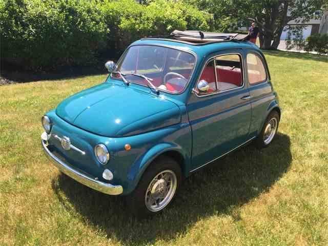 1967 Fiat 500 | 995269
