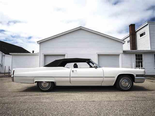 1970 Cadillac Coupe DeVille | 995272