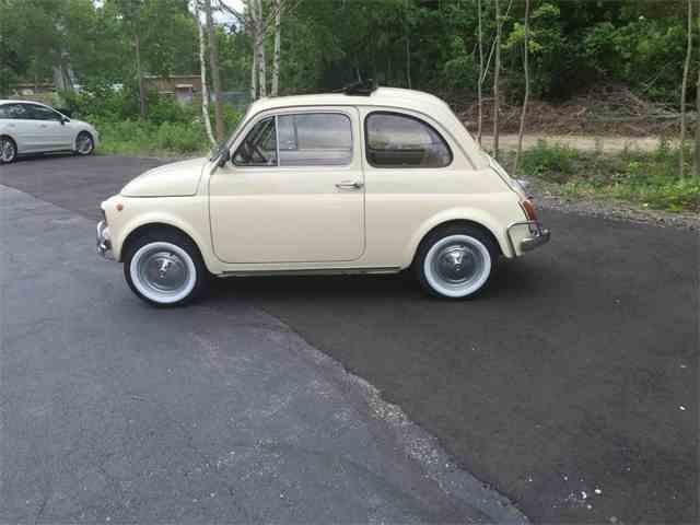 1971 Fiat 500 | 995273
