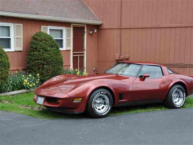 1981 Chevrolet Corvette | 995277
