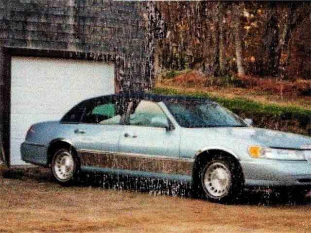 1988 Lincoln Town Car | 995282
