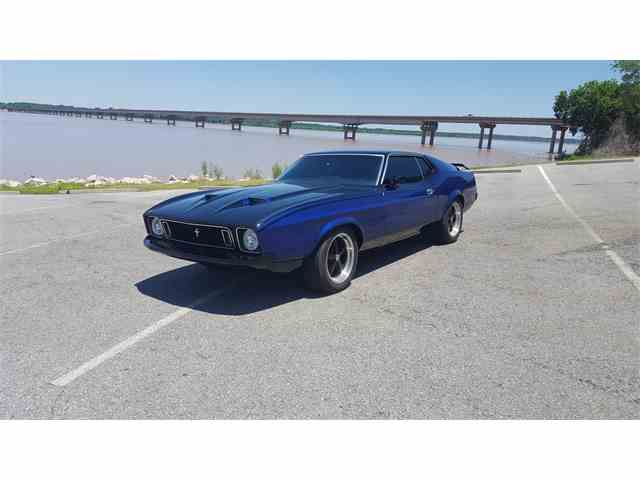 1973 Ford Mustang Mach 1 | 995287