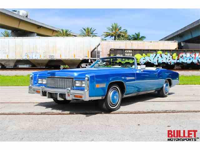 1976 Cadillac Eldorado | 995292