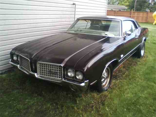 1972 Oldsmobile Cutlass Supreme | 995297