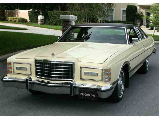 Classic Ford Ltd For Sale On Classiccars Com 30 Available
