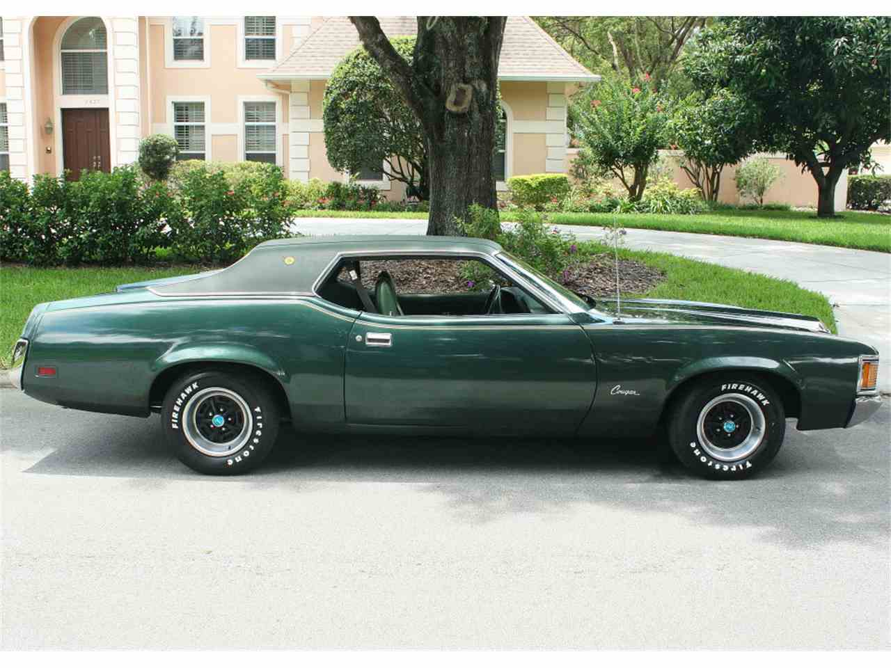 Muscle Cars Under 5k >> 1971 Mercury Cougar for Sale | ClassicCars.com | CC-995303