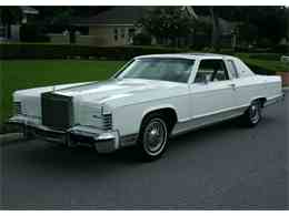1979 Lincoln Town Car for Sale - CC-995305