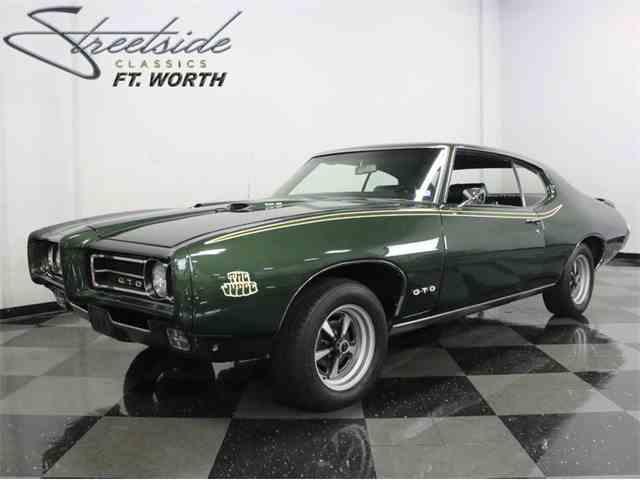 1969 Pontiac GTO | 990531