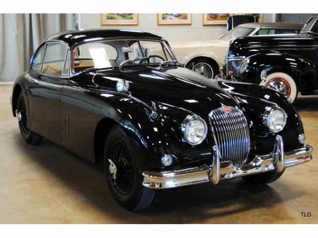 1958 Jaguar XK150 | 995311