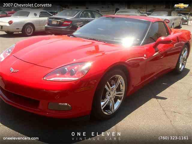 2007 Chevrolet Corvette | 995313