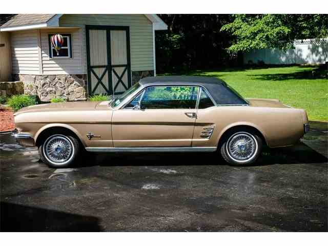 1966 Ford Mustang | 995330