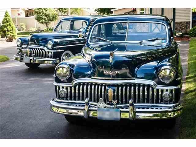 1950 DeSoto Custom | 995340