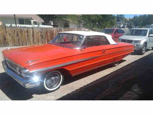 1964 ford galaxie for sale on 54 available. Black Bedroom Furniture Sets. Home Design Ideas
