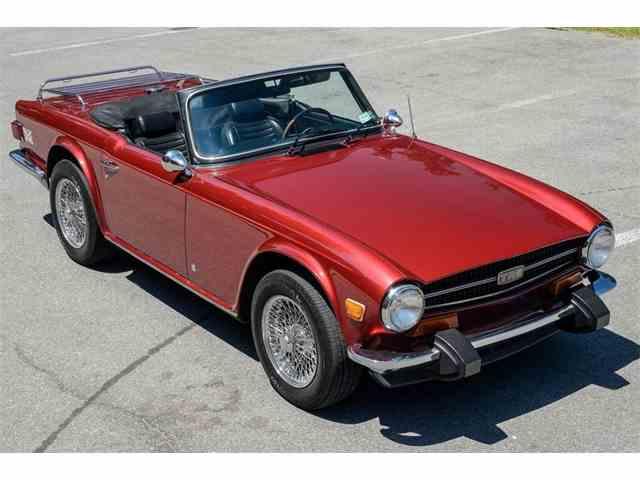 1974 Triumph TR6 | 995343