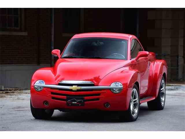 2005 Chevrolet SSR Sport | 995353