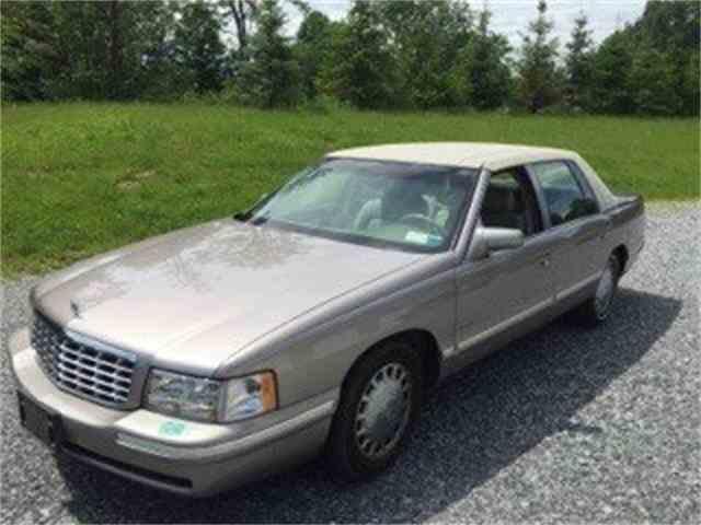 1998 Cadillac DeVille | 995357