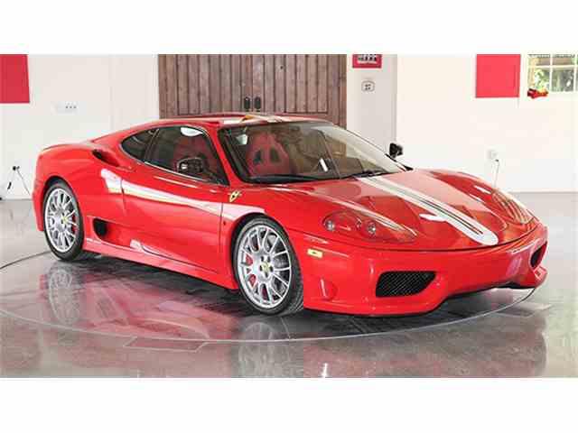 2004 Ferrari 360 | 995359