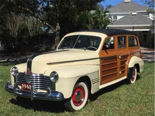 1941 Pontiac Woodie Wagon | 995360
