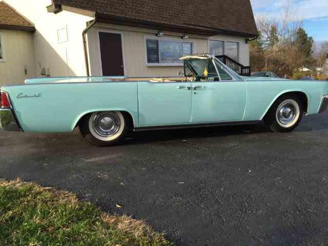 1961 Lincoln Continental | 995368
