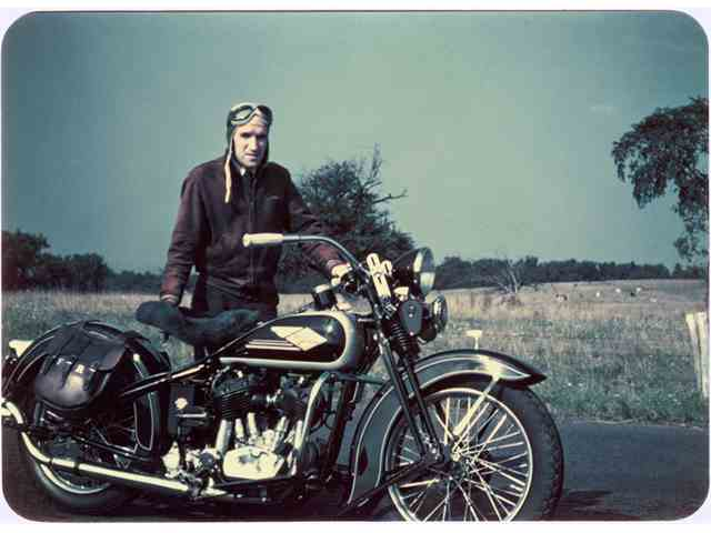 1934 Harley-Davidson VLD | 995370