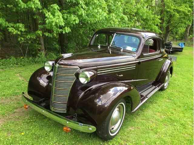 1938 Chevrolet Master Deluxe | 995377